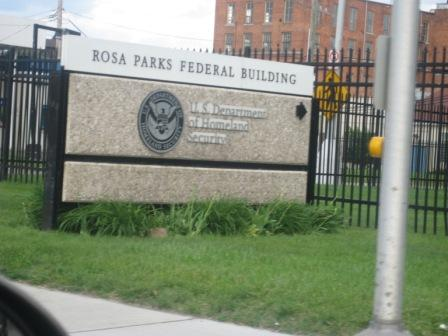 Rosa Parks Federal Building