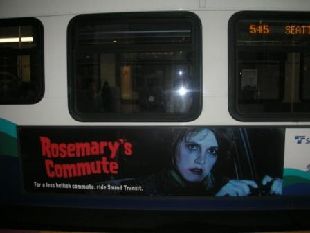 Rosemary's Commute