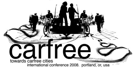 Towards Carfree Cities poster