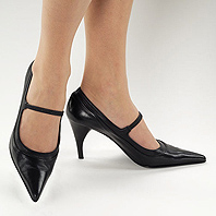 A height-adjustable heel