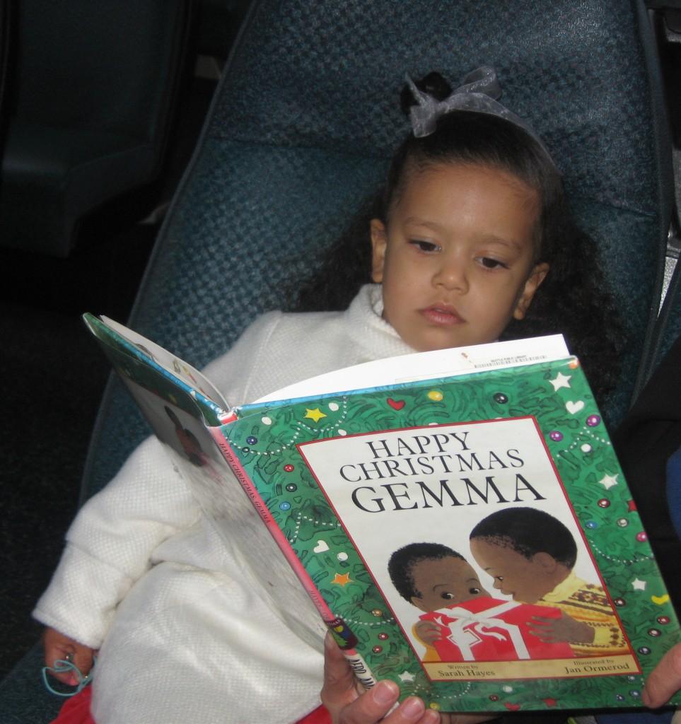 bus reading