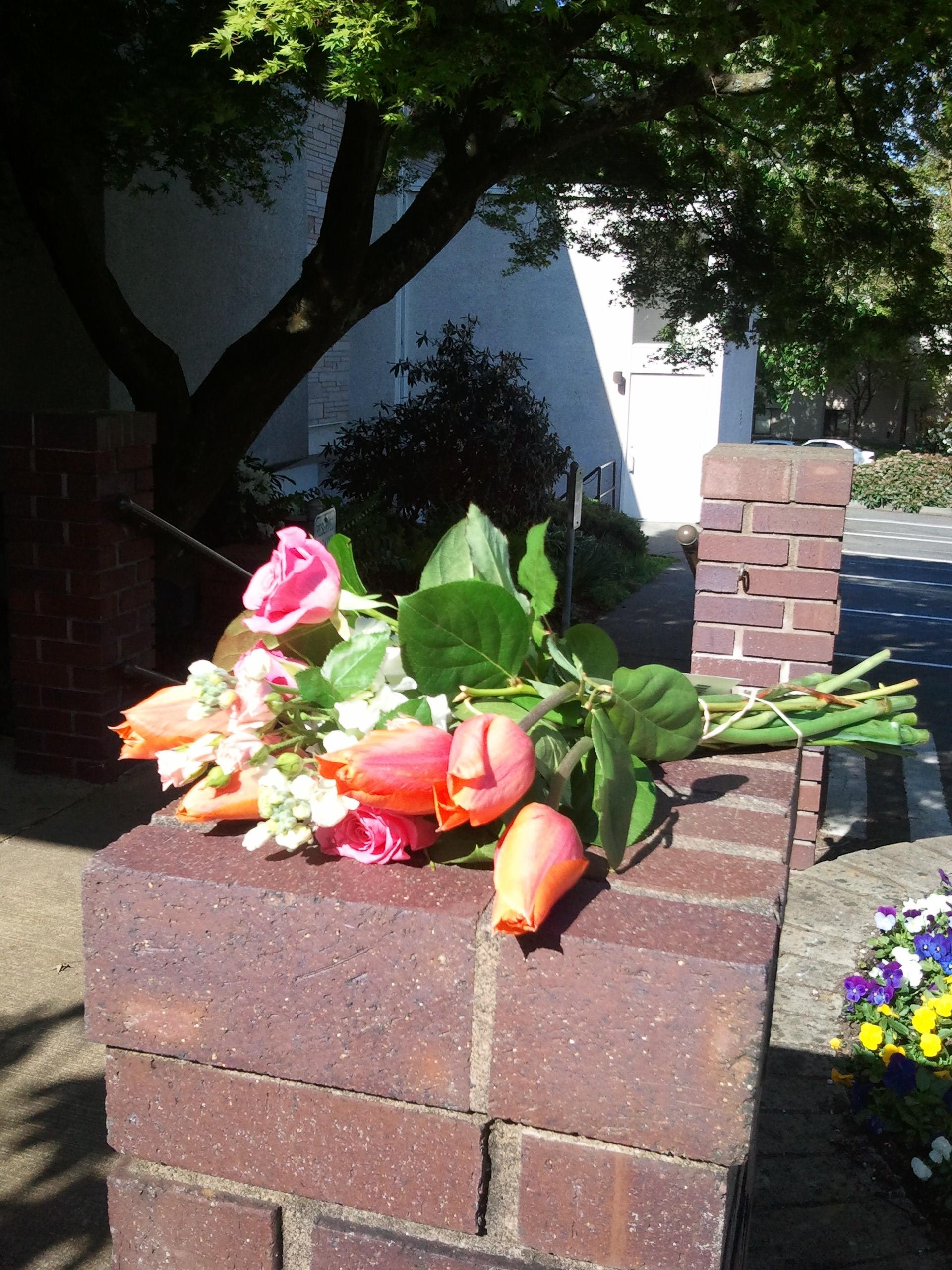Flowers for Caroline