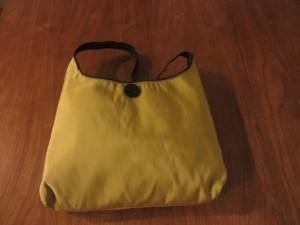 raincoat folded