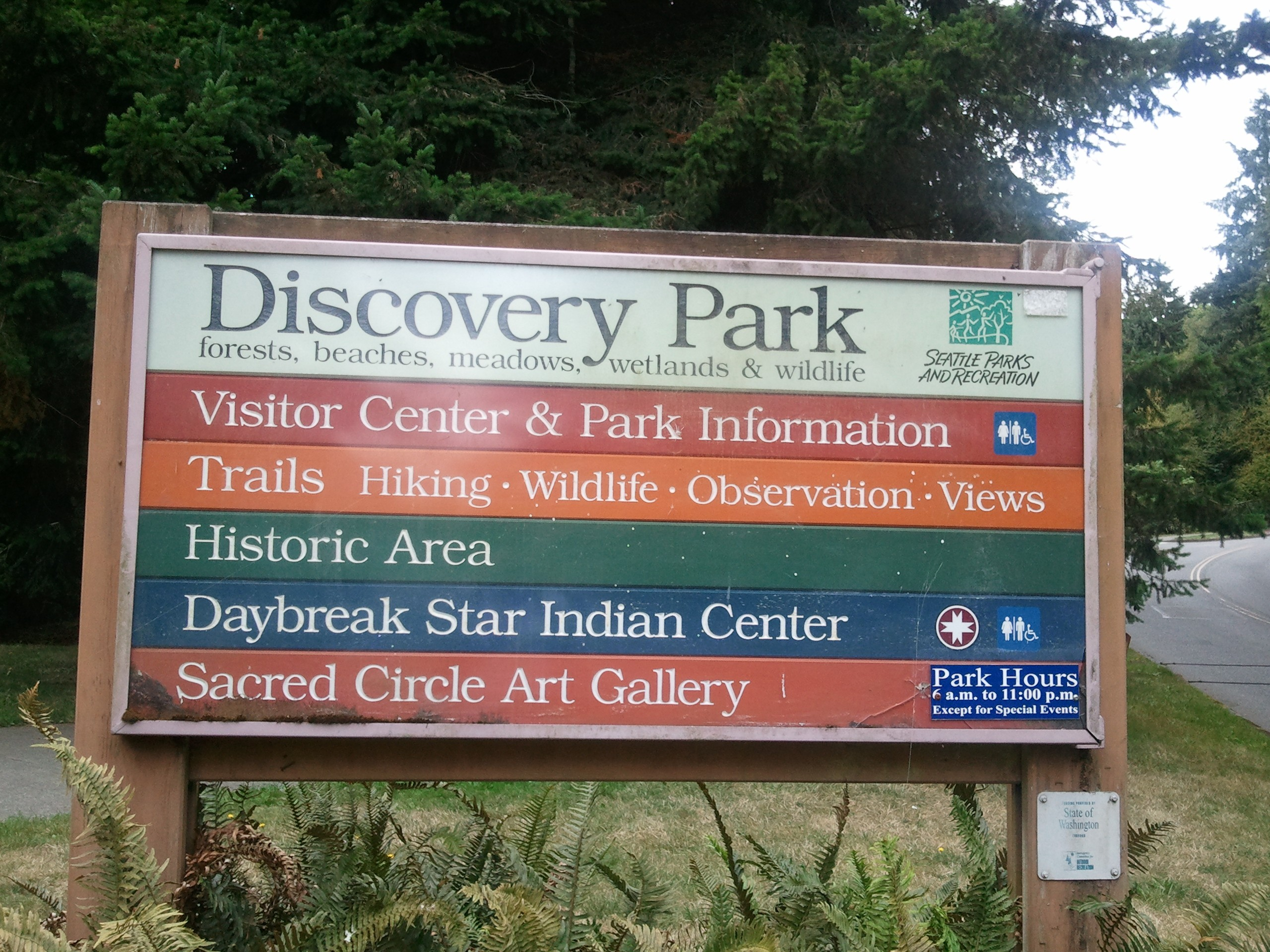 Discovery Park