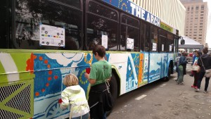 Bus painting in STL